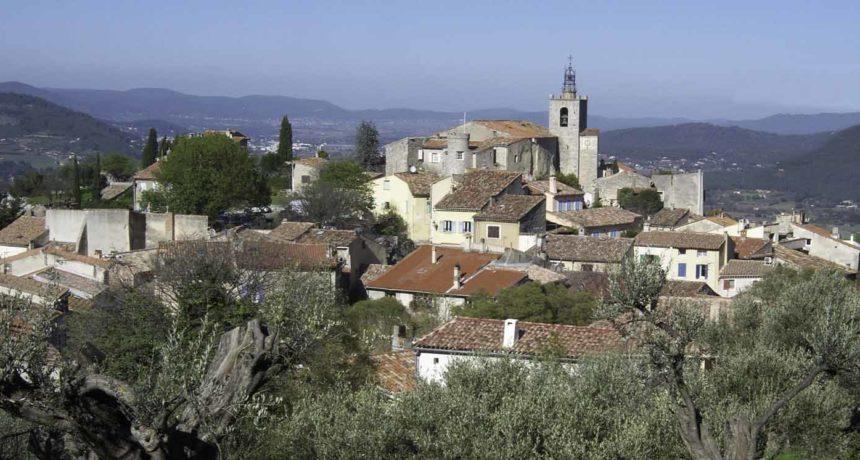 Village perché de Solliès-Ville