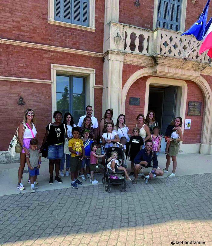 A l'initiative de Var Tourisme, l'Instameet du 28 août dernier a rassemblé une vingtaine de participants (6 influenceurs et 9 enfants) pour découvrir et valoriser sur les réseaux sociaux la commune de Solliès-Pont et sa célèbre fête de la figue.