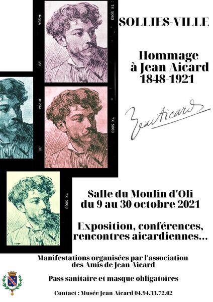 Hommage à Jean Aicard