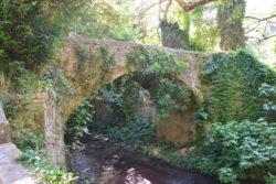 Pont du parc Peiresc