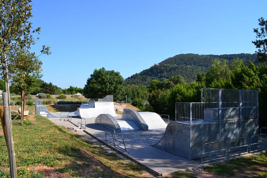Skate park solliès-pont