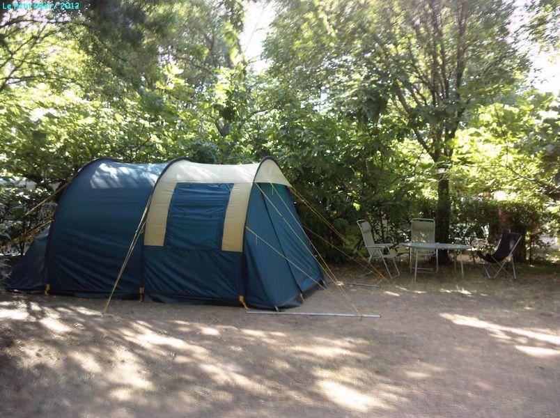 Camping le petit Réal – emplacements