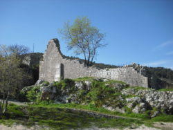 Vestiges Solliès-Ville