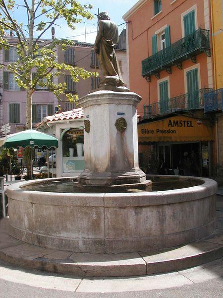 Fontaine Saint Jean-Baptiste
