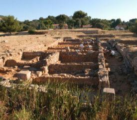 Site archéologique d'Olbia