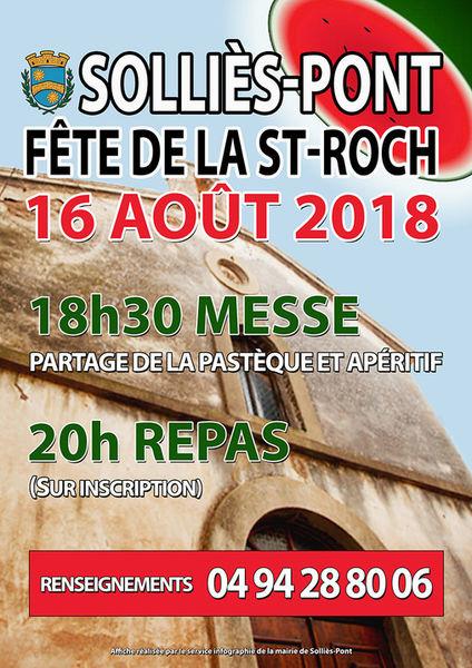 Fête de la St Roch