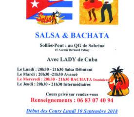 Salsa et Bachata