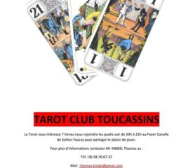 Tarot club Toucassin