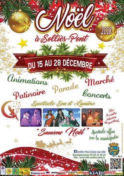 Noël à Solliès-Pont