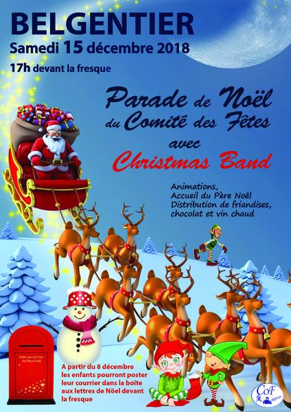 Noël à Belgentier