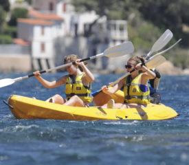 Stage enfants Kayak