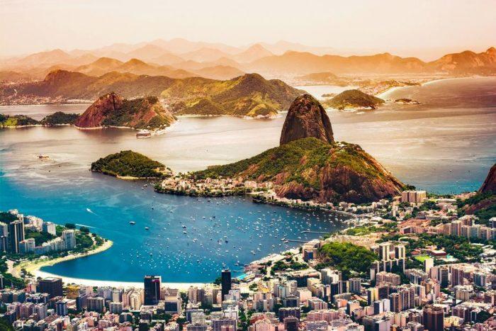 Exposition : Le Brésil