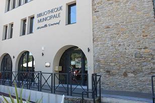 Bibliothèque Municipale Mireille Durand