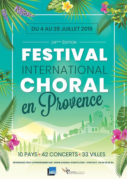 Festival choral international