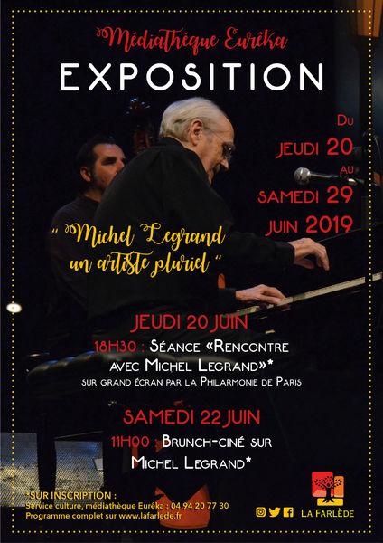 Exposition Michel LEGRAND
