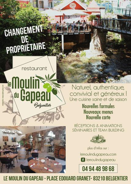 Le Moulin du Gapeau