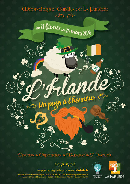 Exposition : L'Irlande