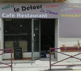 Café-restaurant Le Détour