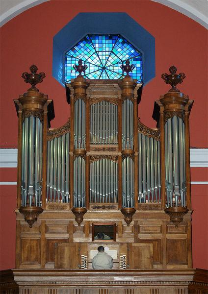Printemps de l'orgue