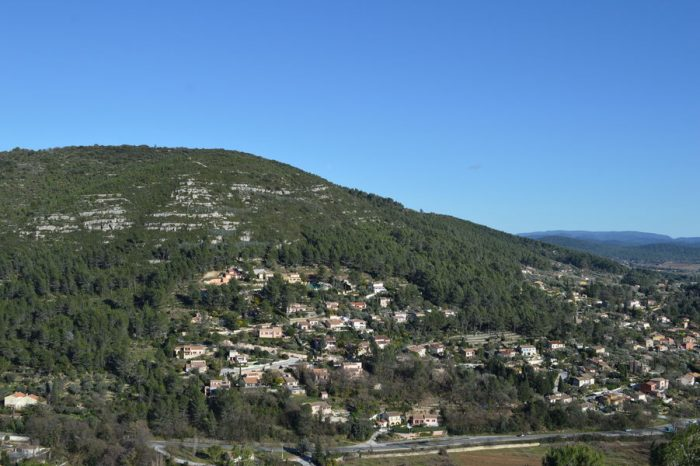 Randonnée : l'Oppidum du Castellas