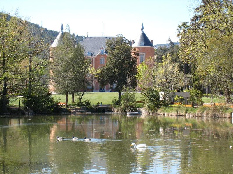 L'étang du chateau