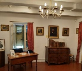 Intérieur du musée