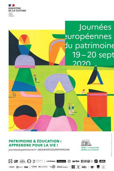 Journées Eurpéennes du Patrimoine