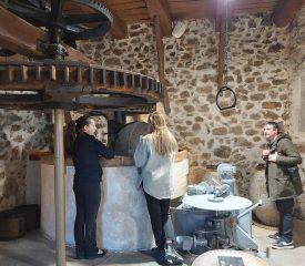 Moulin à huile du Partégal